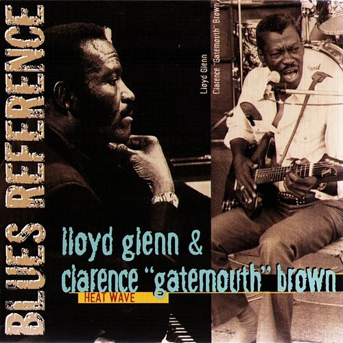 Heat Wave (1977) by Clarence 'Gatemouth' Brown