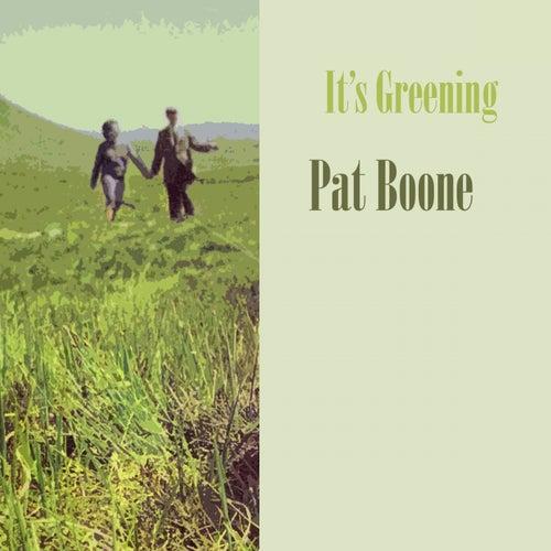 It's Greening von Pat Boone