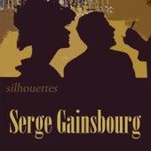 Silhouettes von Serge Gainsbourg
