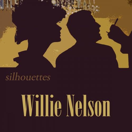 Silhouettes von Willie Nelson