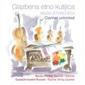 Glazbena etno kutijica - Clarinet Unlimited by Kvartet Rucner
