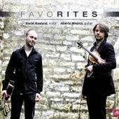 Favorites by Daniel Rowland
