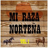 Mi Raza Norteña, Vol. 1 by Various Artists