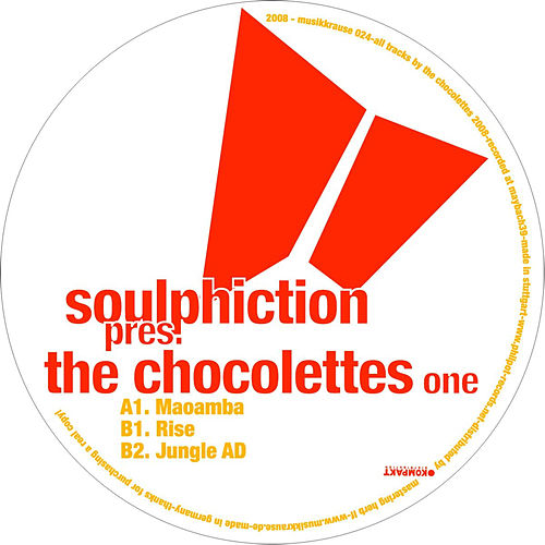 Soulphiction Presents The Chocolette Part 1 by Soulphiction