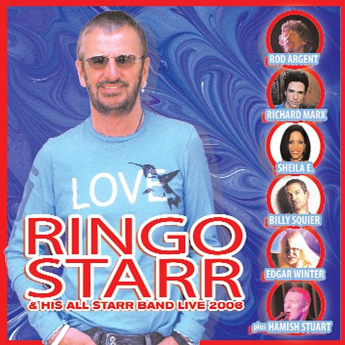 Live On Tour by Ringo Starr