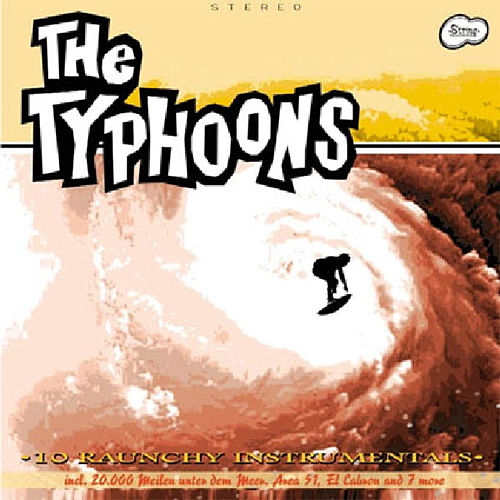The Typhoons by The Typhoons