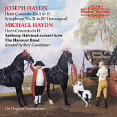 Joseph & Michael Haydn: Horn Concertos by Anthony Halstead