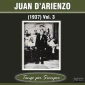 (1937), Vol. 3 by Juan D'Arienzo