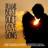 Reggae Best Duet Love Songs by Various Artists