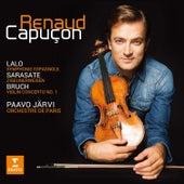 Lalo: Symphonie espagnole - Bruch: Violin Concerto by Renaud Capuçon
