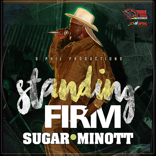 Standing Firm - Single by Sugar Minott
