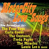 MotorCity Love Songs by Various Artists