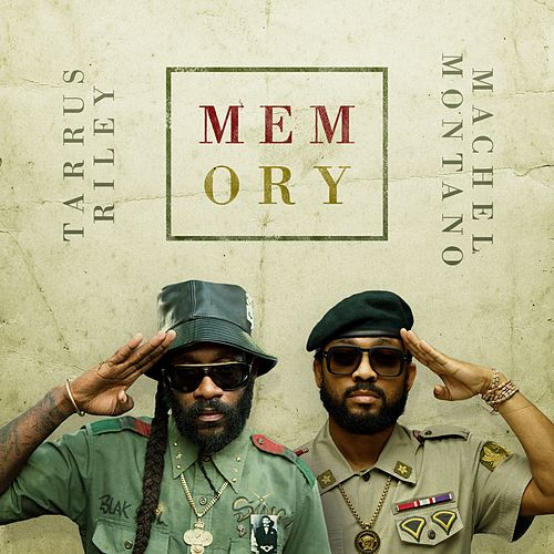 Memory - Single by Tarrus Riley