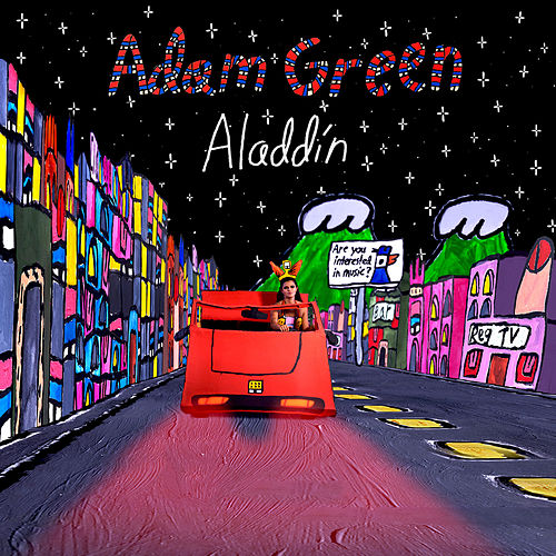 Aladdin by Adam Green