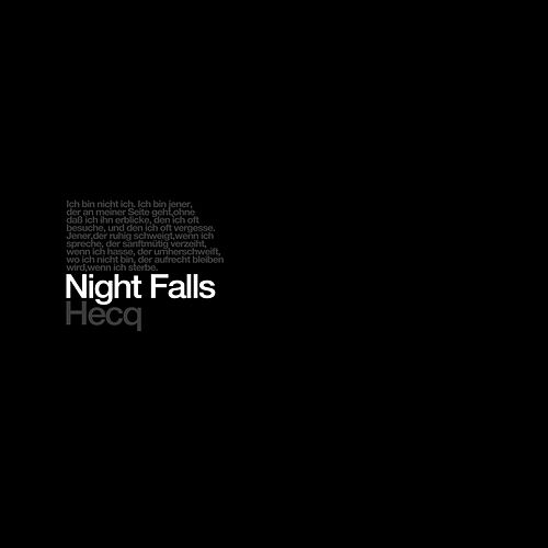 Night Falls (Remastered) by Hecq