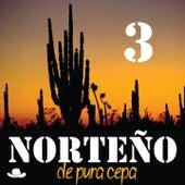 Norteño de Pura Cepa, Vol. 3 by Various Artists