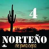 Norteño de Pura Cepa, Vol. 4 by Various Artists