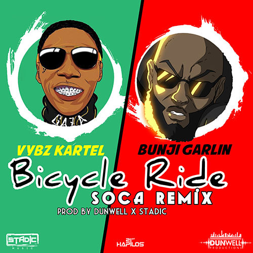 Bicycle Ride (Soca Remix) - Single by Bunji Garlin