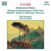 Orchestral Music by Gabriel Faure