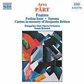 Fratres by Arvo Part
