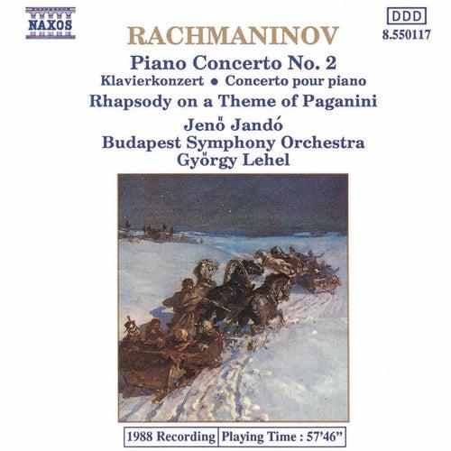 Piano Concerto No.2 / Paganini Rhapsody by Sergei Rachmaninov