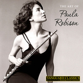 The Art Of Paula Robison by Paula Robison