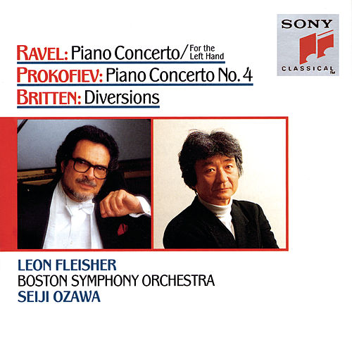 Piano Concertos for the Left Hand by Leon Fleisher