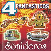 4 Fantasticos Sonideros Vol. 1 by Various Artists