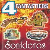 4 Fantasticos Sonideros Vol. 1 by Various Artists