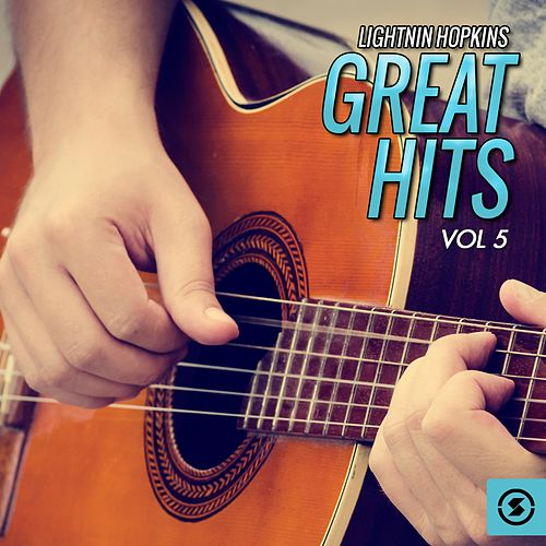 Great Hits, Vol. 5 by Lightnin' Hopkins