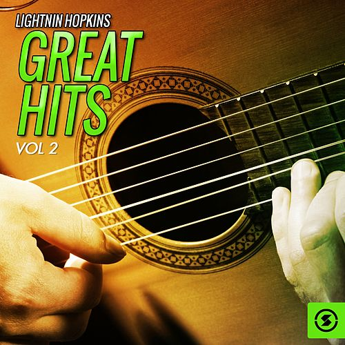 Great Hits, Vol. 2 by Lightnin' Hopkins
