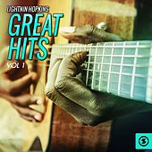 Great Hits, Vol. 1 by Lightnin' Hopkins