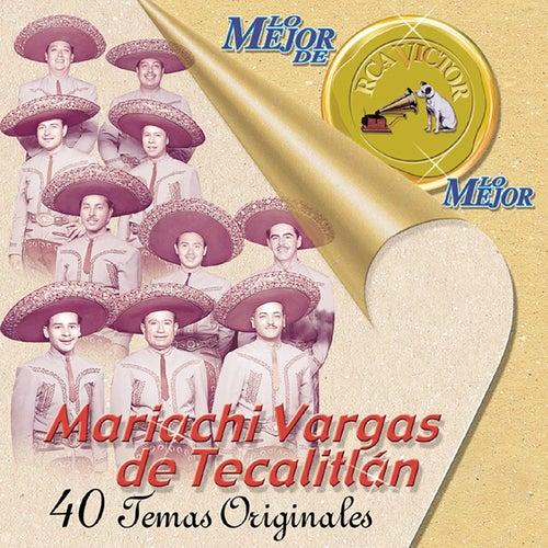 Lo Mejor de RCA Victor by Mariachi Vargas de Tecalitlan