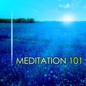 Meditation 101 - Deep Relaxation Nature Sounds 4 Sleep, Reiki & Massage Music, Tibetan Chakra Relaxing Songs by Various Artists