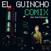 Comix (feat. Mala Rodriguez) by El Guincho