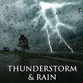 Thunderstorm & Rain - Deep Relaxation Music with Nature Sounds Effects of Thunder and Rainfall by Tranquil Music Sound of Nature