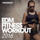 EDM Fitness Workout 2016 - EP von Various Artists