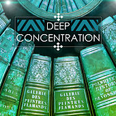 Deep Concentration - Brain Stimulation Music, Focus on Studying, Study Exam Preparation Songs by Various Artists
