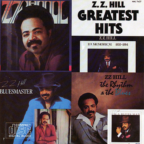 Greatest Hits by Z.Z. Hill