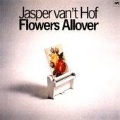 Flowers Allover by Jasper Van't Hof