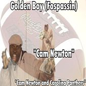 Cam Newton and Carolina Panthers by Golden Boy (Fospassin)