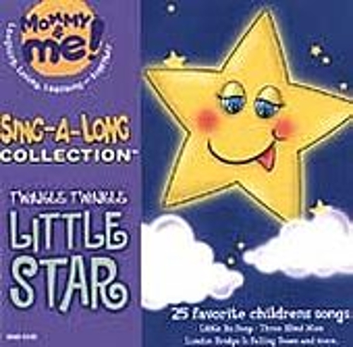 Mommy & Me: Twinkle Twinkle Little Star by The Countdown Kids