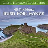 Celtic Horizons Collection: 45 Traditional Irish Folk Songs by WordHarmonic