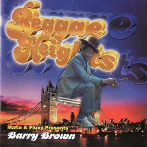 Mafia & Fluxy Presents Barry Brown by Barry Brown