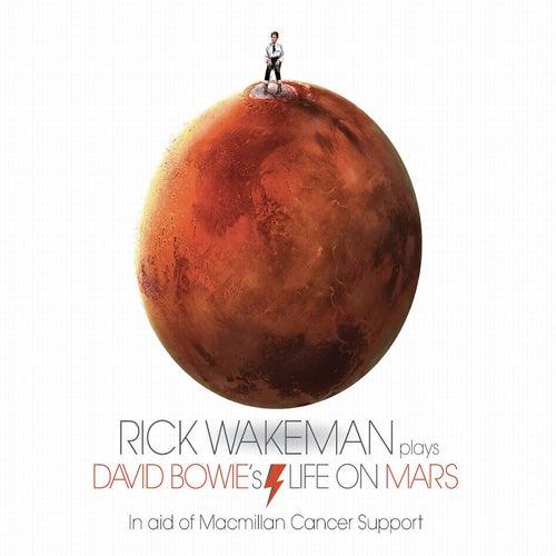 Life on Mars by Rick Wakeman