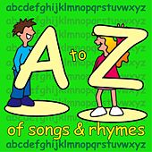 A To Z Of Songs & Rhymes by Kidzone
