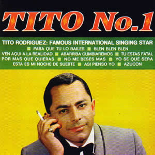 Tito No. 1 by Tito Rodriguez