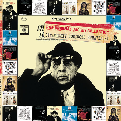 The Original Jacket Collection: Stravinsky Conducts Stravinsky - The Classic LP Recordings by Igor Stravinsky
