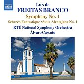 BRANCO, L.F.: Orchestral Works, Vol. 1 (Cassuto) - Symphony No. 1 / Scherzo fantasique / Suite alentejana No. 1 by Alvaro Cassuto