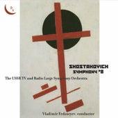 Shostakovich: Symphony No. 8 in C Minor, Op. 65 by USSR RTV Large Symphony Orchestra